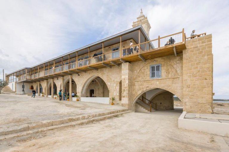 Монастырь Апостола Андрея на полуострове Карпасия