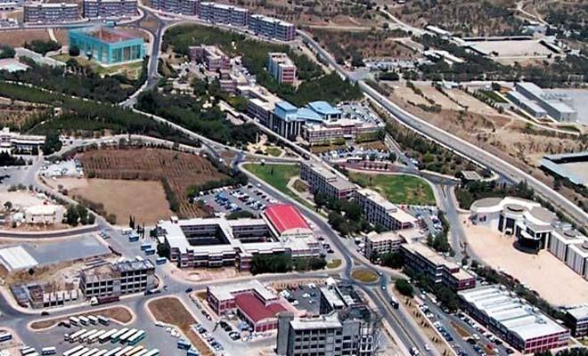 Ближневосточный университет (NEU)