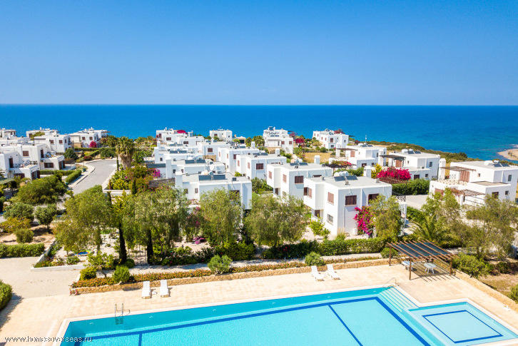 Иностранцы снова начали покупать дома на Северном Кипре