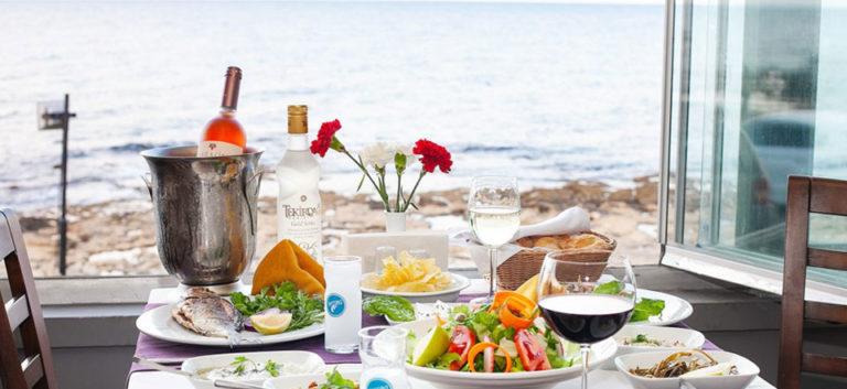 ТОП 10 Ресторанов на Северном Кипре