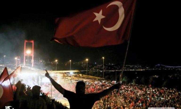 Попытка военного переворота в Турции ночью с 15 на 16 июля 2016 года