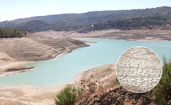 Вода начала поступать из Турции в ТРСК