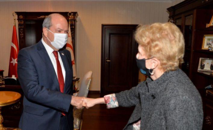 Татар встретился с посланником ООН Джейн Холл Лют
