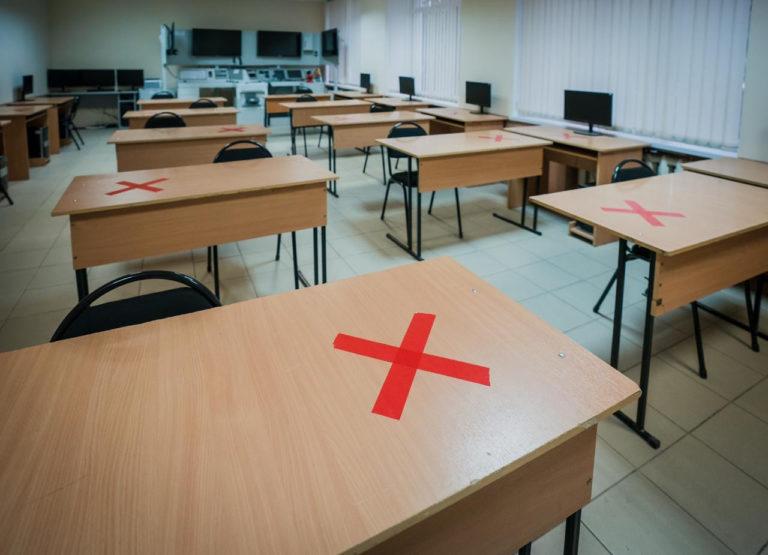 Завтра начнется очное обучение для учеников 12 классов