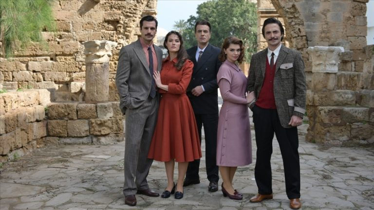 Сериал 'Однажды на Кипре' стартует 1 апреля