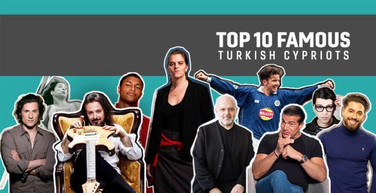 ТОП 10 самых известных турко-киприотов