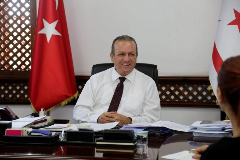 Министр туризма Фикри Атаоглу: «Мы должны спланировать туризм на июнь»